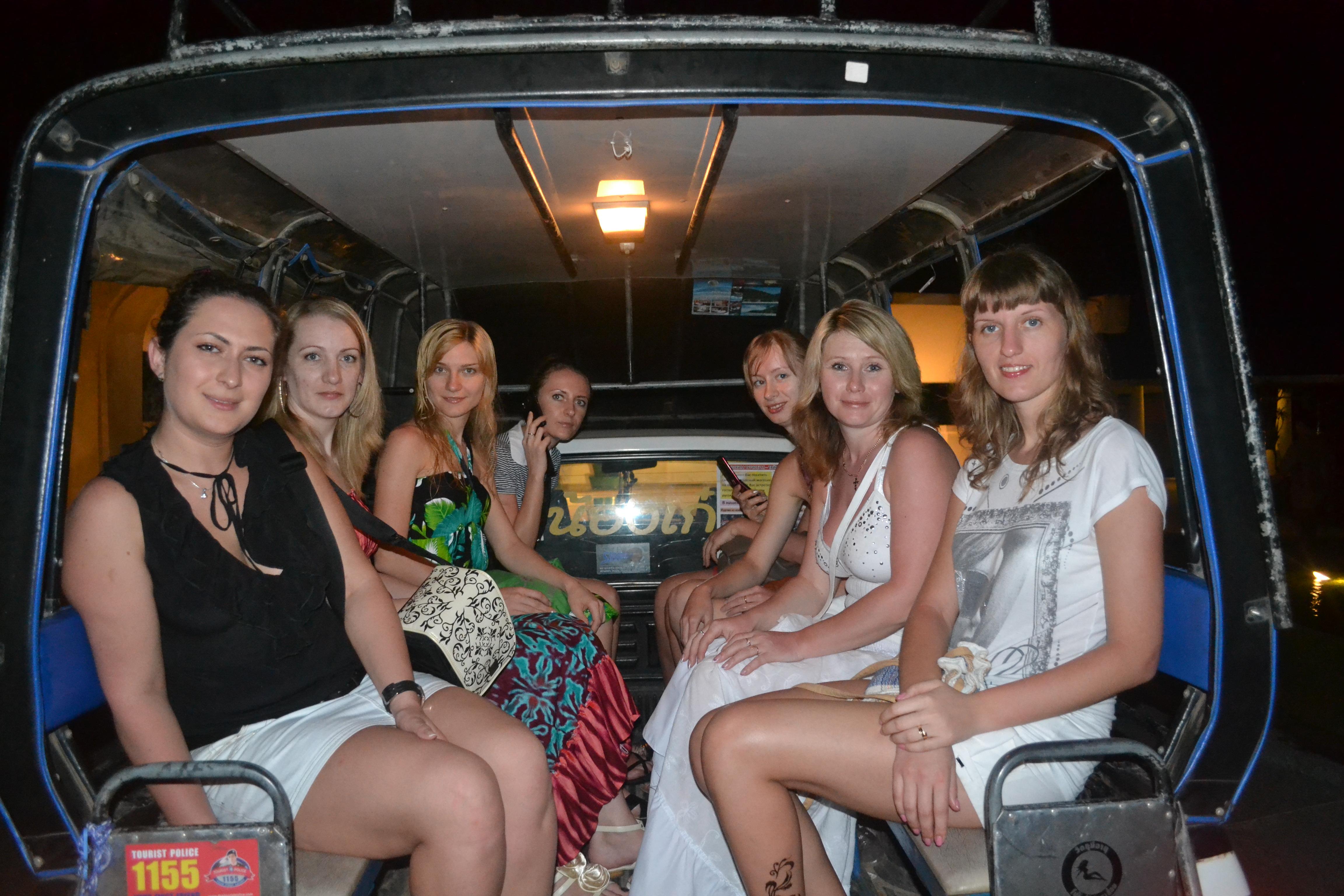 Проститутка у дороги 7 фотография