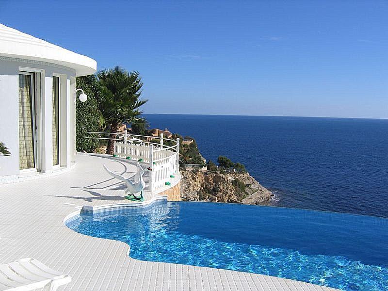 Дома в испании у моря фото